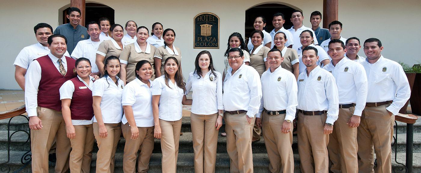 Hotel Plaza Colón, mejor atención al cliente de Nicaragua
