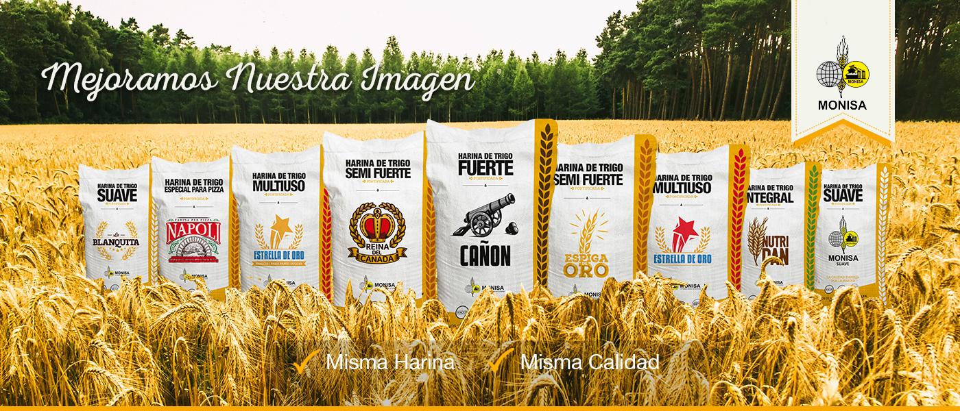 Harina Monisa Imagen